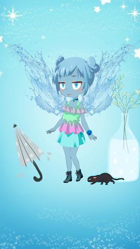 Chibi Girls - Doll Creator  screenshots 5