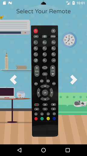 Remote Control For Saorview screenshots 2