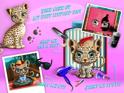 Baby Jungle Animal Hair Salon - Pet Style Makeover 4.0.10005 Screenshots 19
