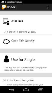 UDTalk  for UD For Windows 7/8/10 Pc And Mac   Download & Setup 1