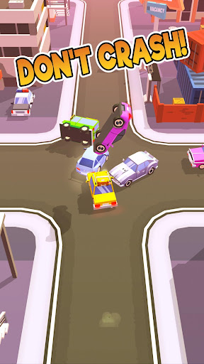 Taxi Run - Crazy Driver 1.28.2 screenshots 23
