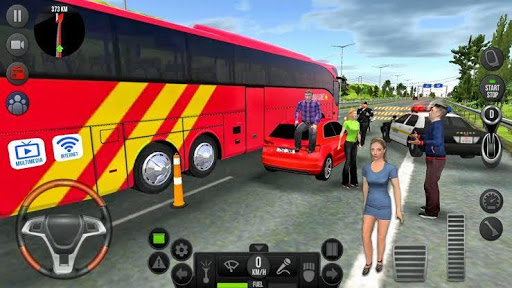 Coach Bus Driving 2020 : New Free Bus Games screenshots 2