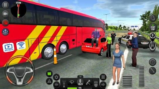Coach Bus Driving 2020 MOD (Unlimited Money) 2
