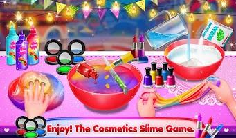 Unicorn Slime Maker Simulator Satisfying Games DIY