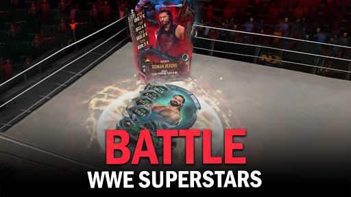 WWE SuperCard - Multiplayer Collector Card Game 4.5.0.5738169 screenshots 1