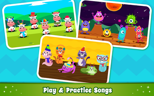Baby Piano Games & Music for Kids & Toddlers Free 4.0 Screenshots 5