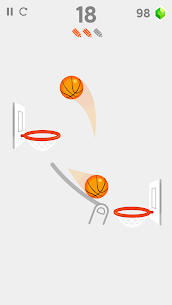 Dunk Line  Apps For Pc [free Download On Windows 7, 8, 10, Mac] 2