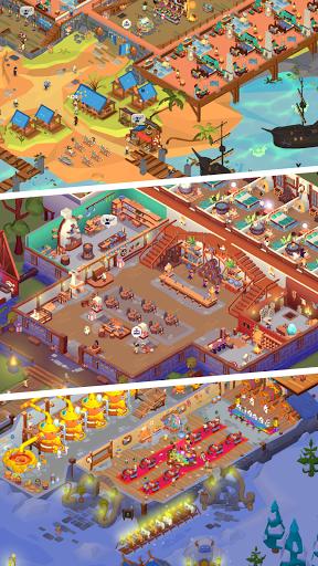 Idle Inn Empire Tycoon - Game Manager Simulator apktram screenshots 14