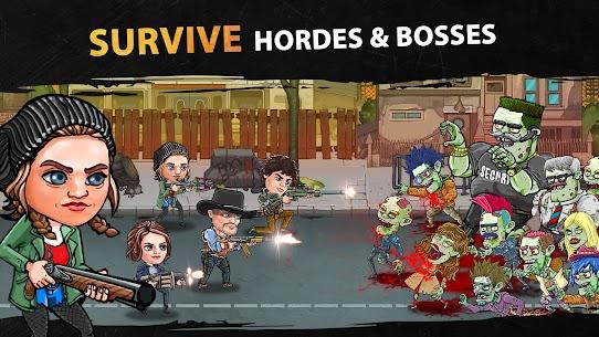 Zombieland: AFK Survival Mod 2.4.0 Apk [Unlimited Money] 1