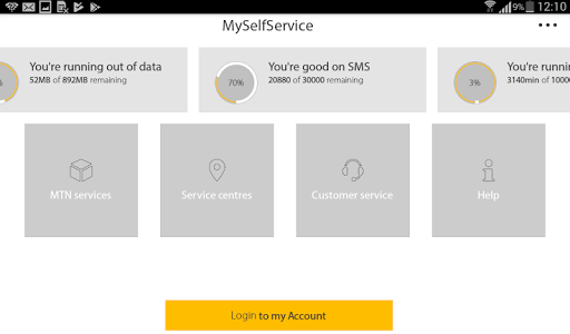 MyMTN  Screenshots 9