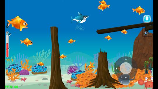 Shark Journey: Hungry Big Fish Eat Small and grow 2