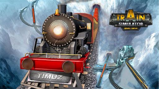 Train Simulator Uphill Drive  screenshots 1