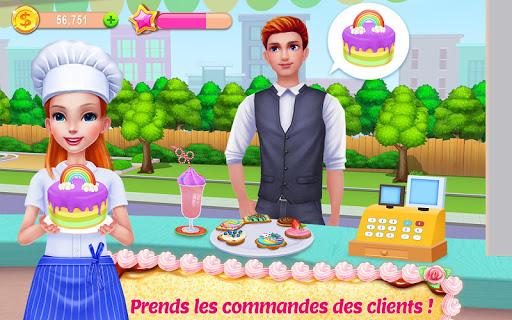 Mon empire pâtissier – Prépare & sers des gâteaux APK MOD – Pièces de Monnaie Illimitées (Astuce) screenshots hack proof 2