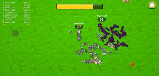 Ants .io - Multiplayer Game Apkfinish screenshots 9