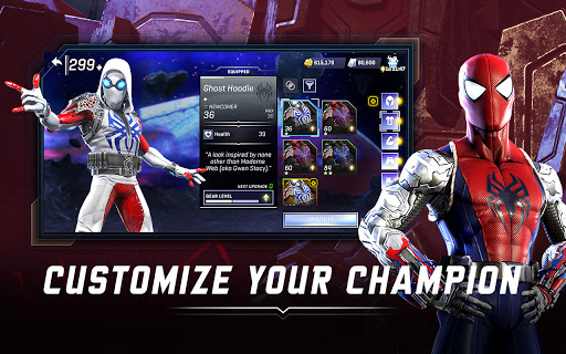 MARVEL Realm of Champions apktram screenshots 2