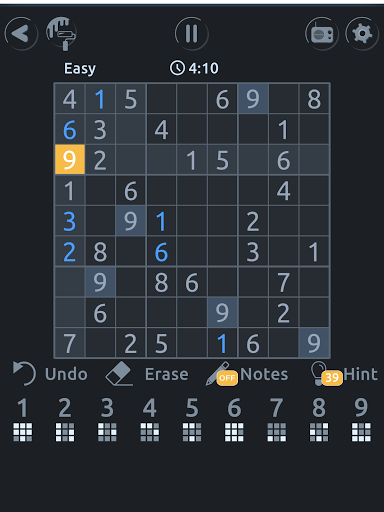 Sudoku Genius - sudoku free games  screenshots 10