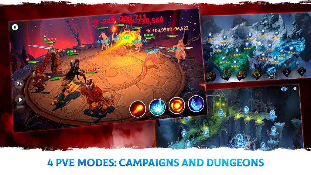 Age of Magic: Turn-Based Magic RPG & Strategy Game  poster 5