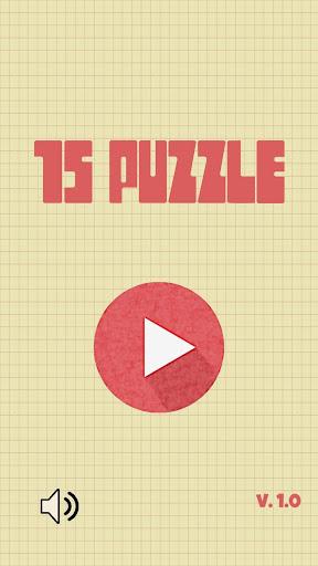 15 puzzle! screenshot 2