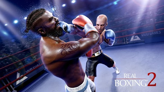 Real Boxing 2 1.12.1 MOD APK [INFINITE COINS/DIAMONDS] 2