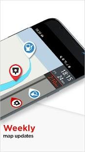 TomTom GO Navigation - GPS Maps & Traffic Alerts Screenshot