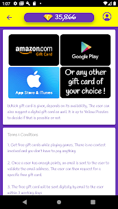 Yellow Puzzles – Playing Games & Get Gift Cards 5