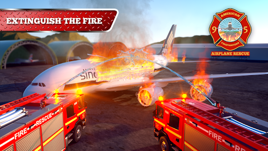 American Firefighter Emergency Rescue For Pc (Free Download On Windows 10, 8, 7) 1
