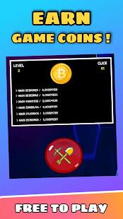 Bitcoin King : Click and Mine Simulation ! 4 screenshots 1