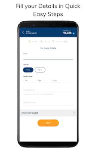 Insure  Buy Car, Health  Travel Insurance App Apk 5