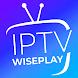 iPTV wiseplay Live Smarters Pro iptv Tips