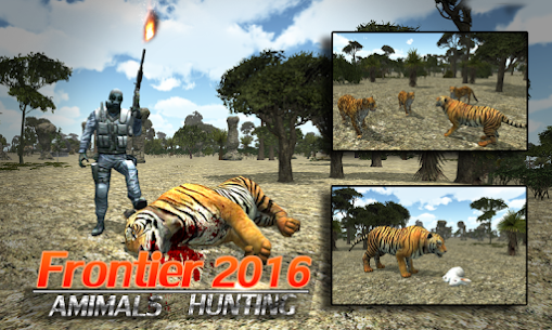 Frontier Animals Hunting 2016 Game Hack & Cheats 1