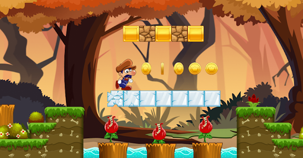 Super Bino Go - New Adventure Game Screenshot