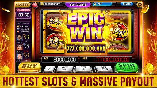 Wild Classic Slotsu2122 - Best Wild Casino Games 5.3.2 screenshots 5