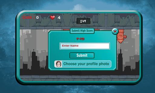 magnetic clash runner screenshot 3