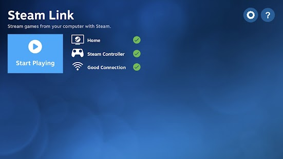 Steam Link Screenshot