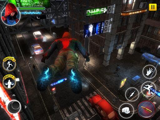 Incredible SuperHero Games : Crime City Gangster screenshots 19