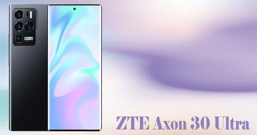 ZTE Axon 30 Ultra Launcher / Axon 30 Wallpapers 1.0.6 screenshots 1