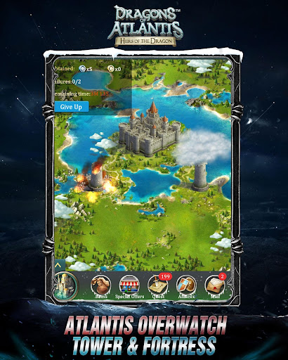 Dragons of Atlantis 10.3.0 screenshots 9