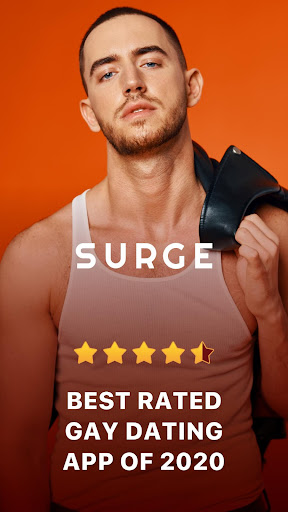 Surge: Gay Dating & Chat 6.7.1 Screenshots 1