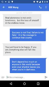 Picoo Messenger – Text SMS 3