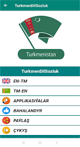 Turkmen Dictionary  Apps For Pc – Free Download In Windows 7/8/10 And Mac Os 1