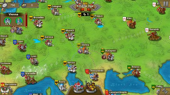 European War 5:Empire – Civilization Strategy Game 1.6.4 4