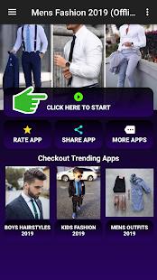 Men's Fashion 2020 (Offline)