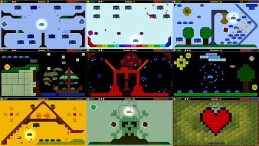 cloudventure: arcade + editor screenshot 2