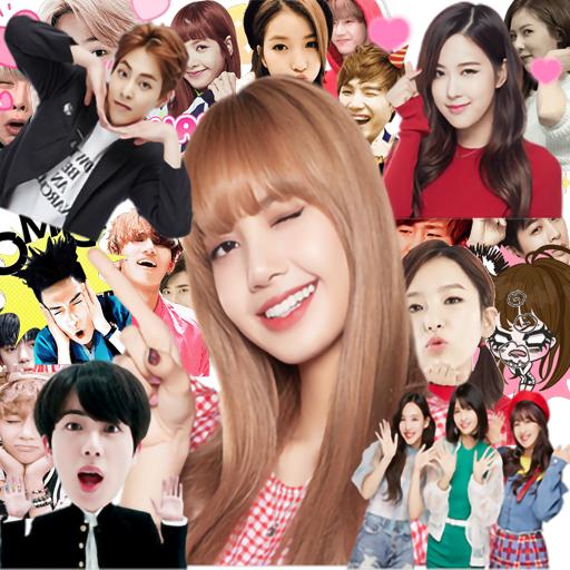 Wa Sticker Cute Korean Idol For Wastickerapps Aplikasi Di Google Play