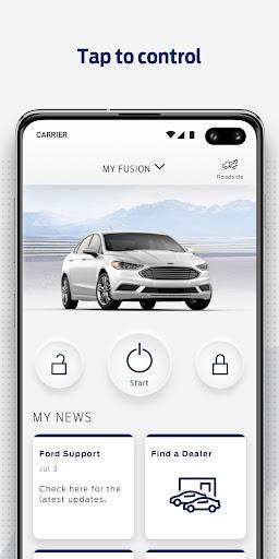 FordPass  screenshots 1