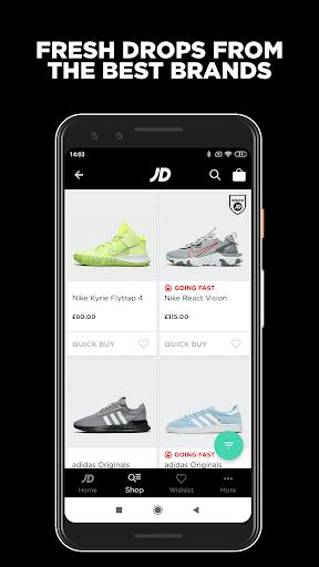 JD Sports apktram screenshots 2