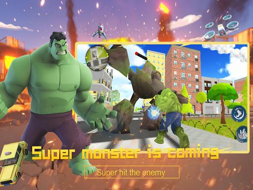 Super City Herouff1aCrime City Battle android2mod screenshots 10