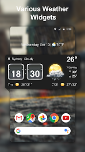Weather Live - Accurate Weather Forecast 1.2.1 Screenshots 4