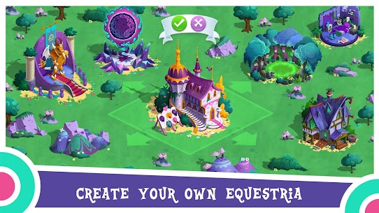 Download My Little Pony My Little Pony game Gameloft Android + mod 2