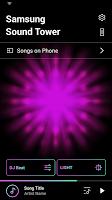 screenshot of Samsung Sound Tower (Giga Party Audio)